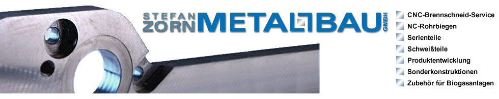 Stefan Zorn Metallbau GmbH
